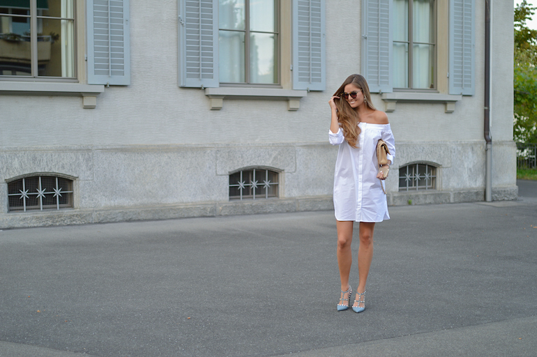 Lara Caspari Shirt Dress